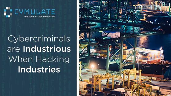 Cybercriminals are Industrious When Hacking Industries