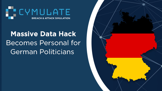 Massive Data Hack Becomes Personal for German Politicians