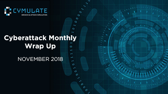 November Cyberattacks Wrap-up