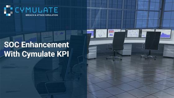 SOC Enhancement With Cymulate KPI