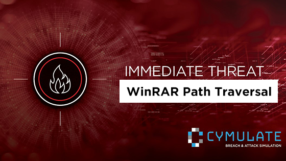 Immediate Threat: WinRAR Path Traversal