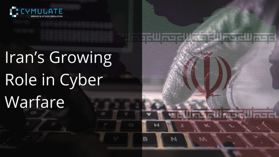 Iran's Growing Role in Cyber warfare