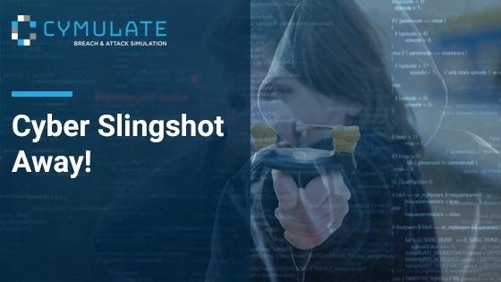 Cyber Slingshot Away!