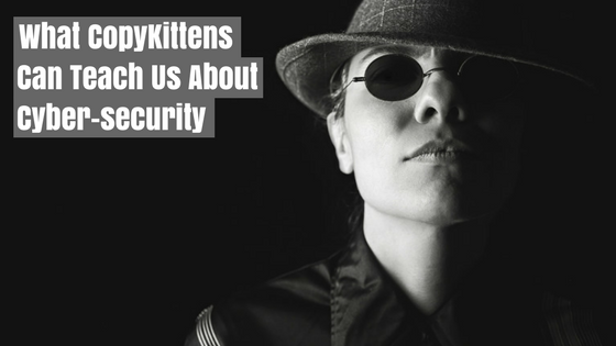 What CopyKittens Can Teach Us About Cyber-security