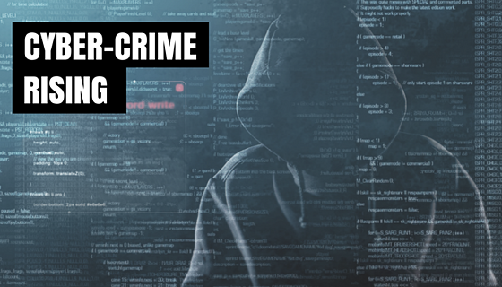 Cyber-Crime Rising