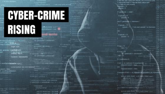 Cyber-Crime Rising