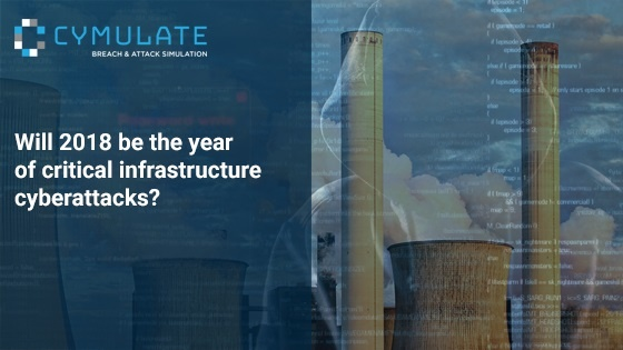 Will 2018 be the year of critical infrastructure cyberattacks?