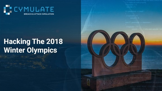 Hacking The 2018 Winter Olympics